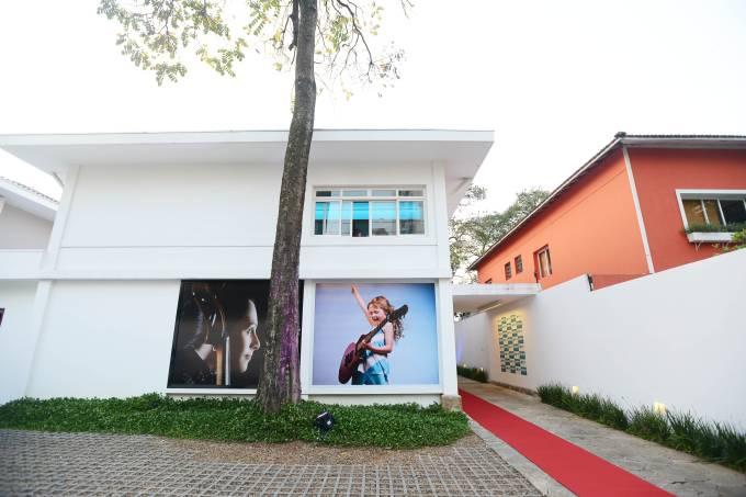 Casa vejinha – Voice Espaço contemporâneo de música e arte
