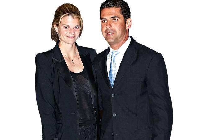Doda Miranda e Athina Onassis