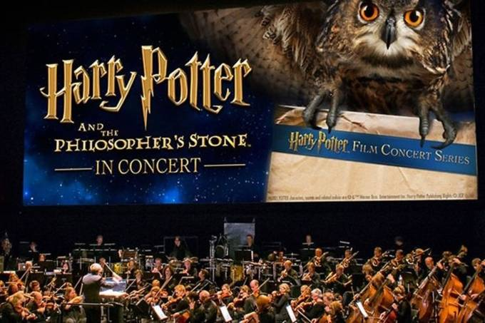 Harry Potter e a Pedra Filosofal- In Concert