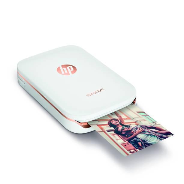 •Instafoto HP Sprocket, HP. R$ 899,00. Uma sugestão de VIP. Preço pesquisado em novembro/2017.