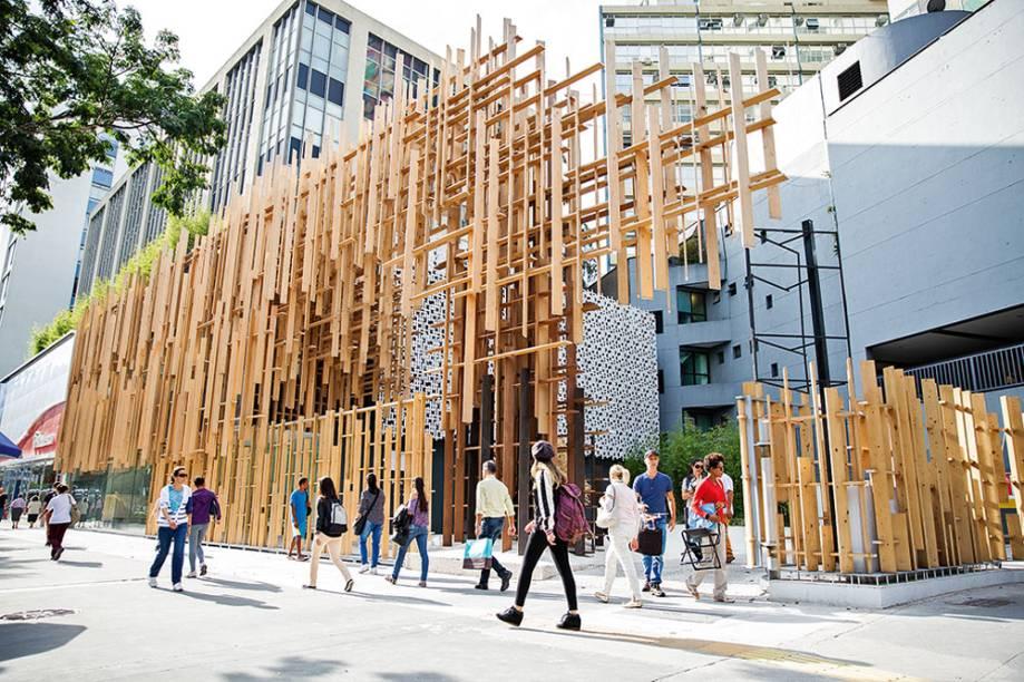 Japan House: novidade na Paulista