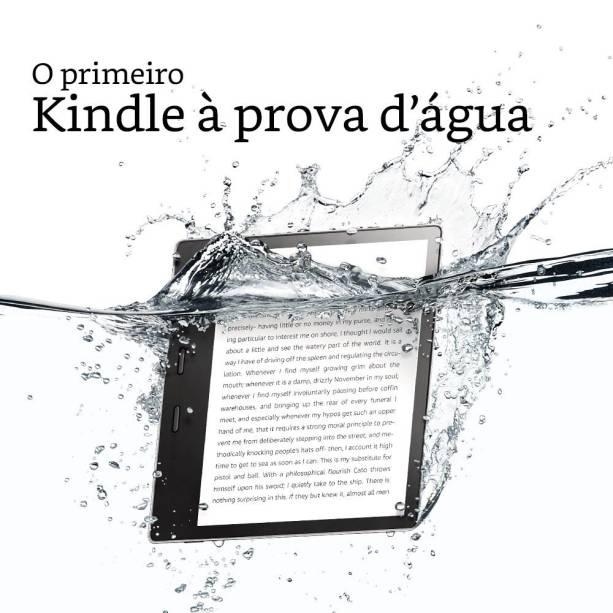 •Kindle Oasis, da Amazon – R$ 1.149,00. Uma sugestão da SUPERINTERESSANTE. Preço pesquisado em dezembro/17 www.amazon.com.br