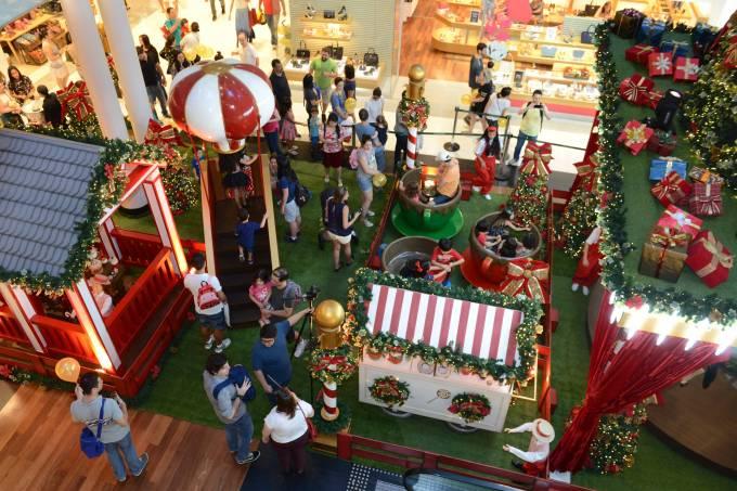 Natal – Shopping Vila Olímpia