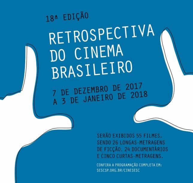 Retrospectiva do Cinema Brasileiro