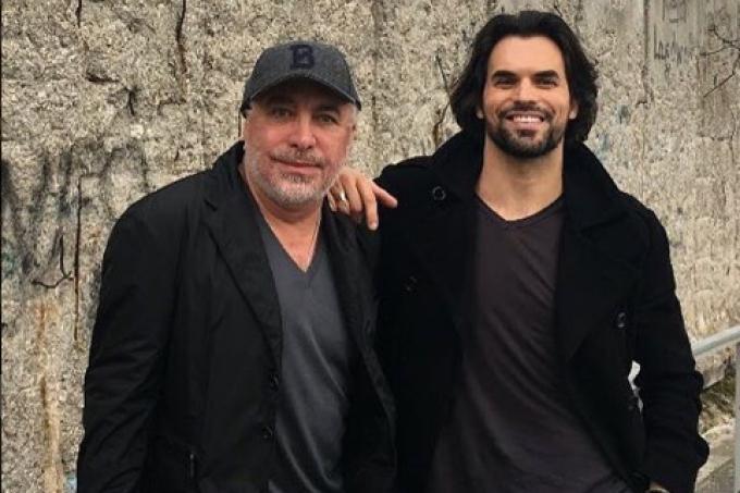 Sig Bergamin e Murilo Lomas