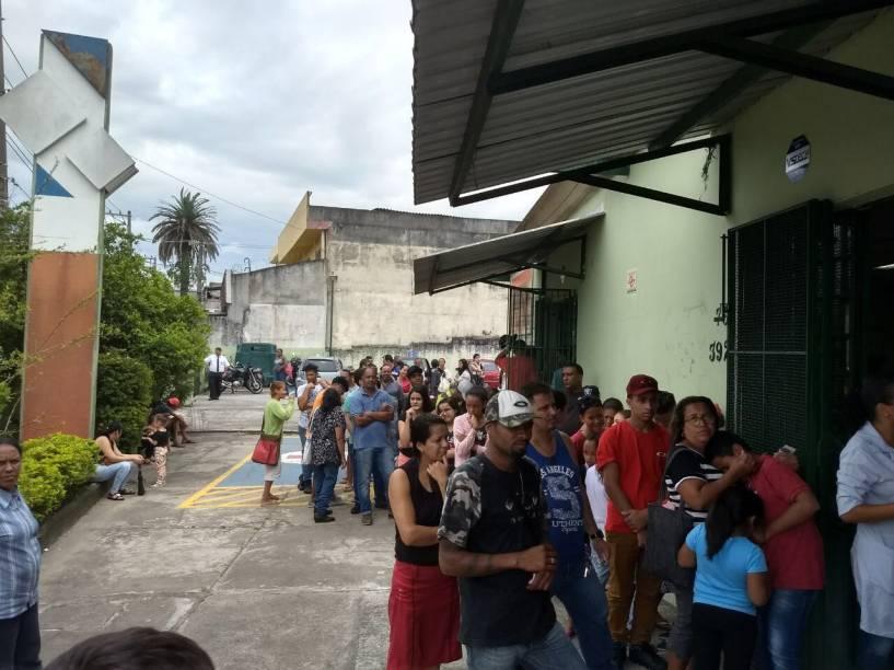 UBS Vila Chabilândia, em Guaianases