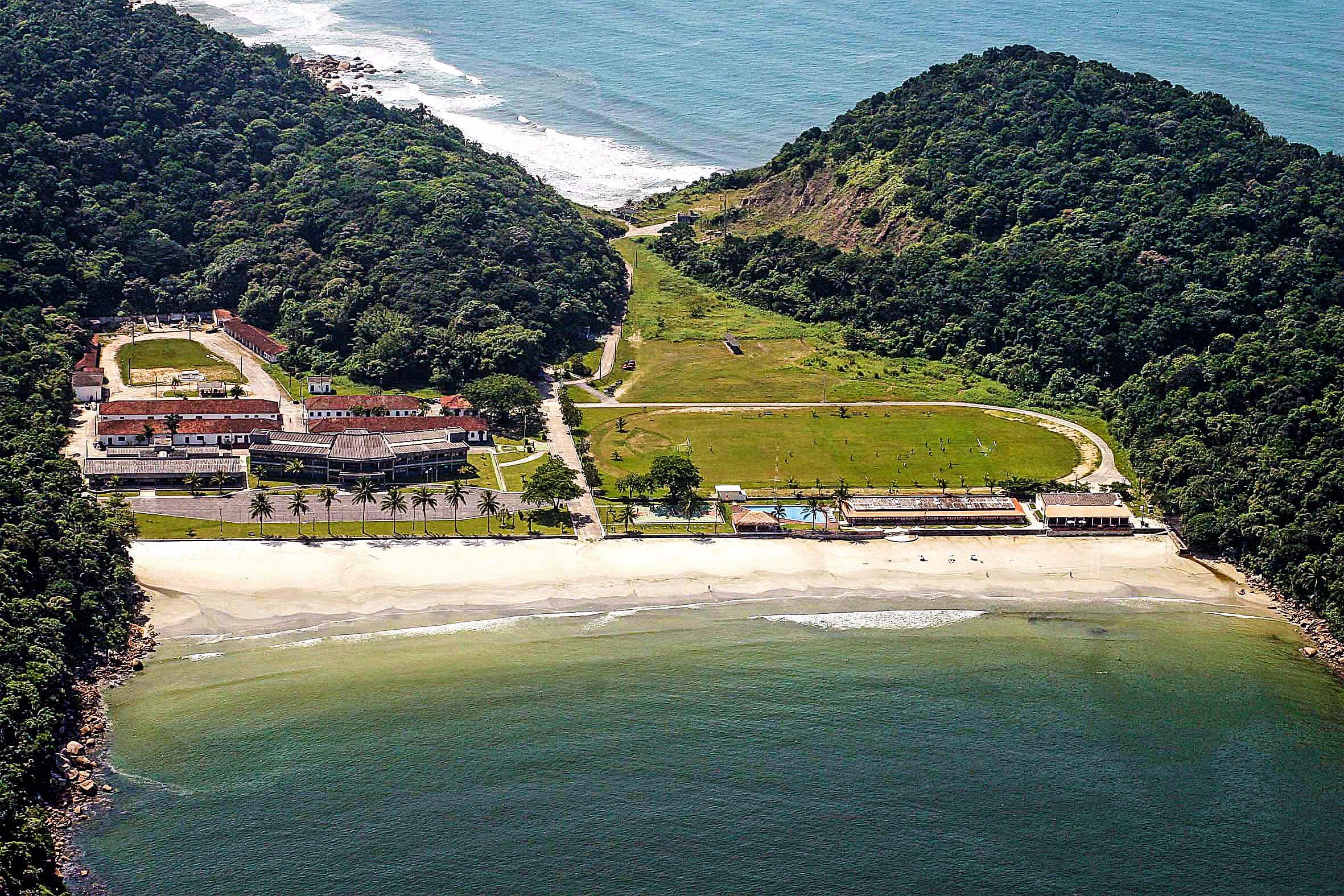 Forte dos Andradas, no Guarujá, tem visitas guiadas ao público | VEJA SÃO  PAULO