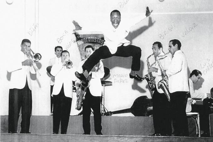 Os Modernistas big band