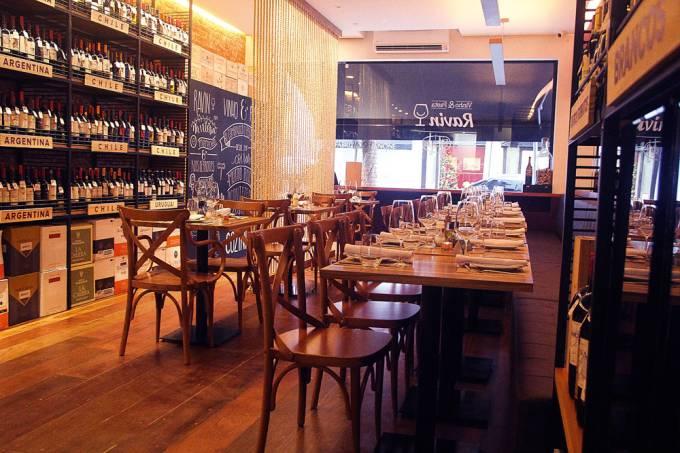 Vinho & Pasta – Ravin Cozinha Pasquale