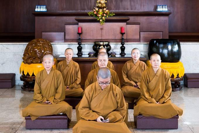 Templo budista Zu Lai.