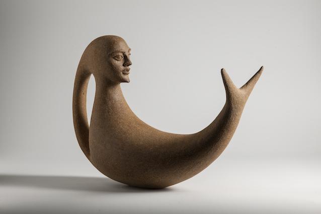 Sem título (2015). Cerâmica
