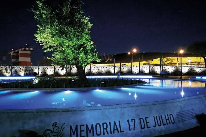 Memorial 17 de Julho