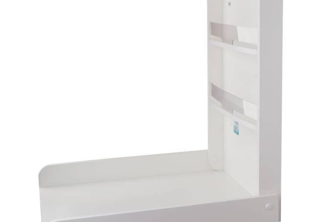 clean aberto sem trava superior – ampliando espaço