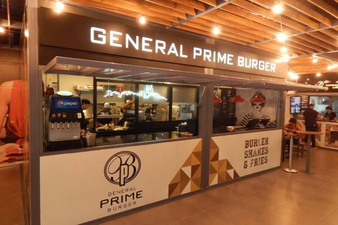 General Prime Burger – Pamplona