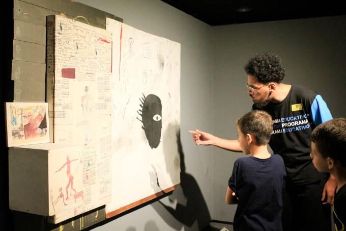 Pequenas Mãos – Basquiat