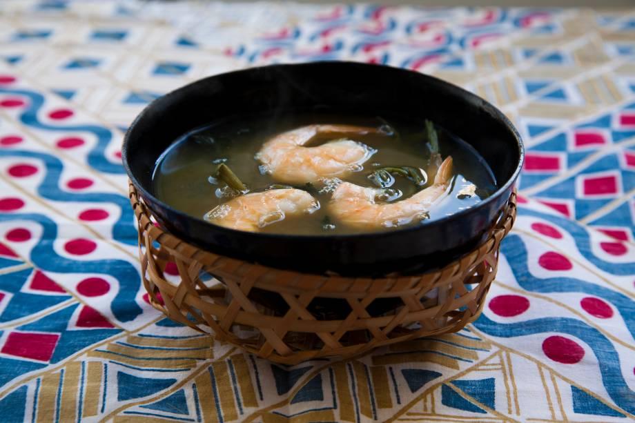 Tacacá: prato amazônico em versão acriana