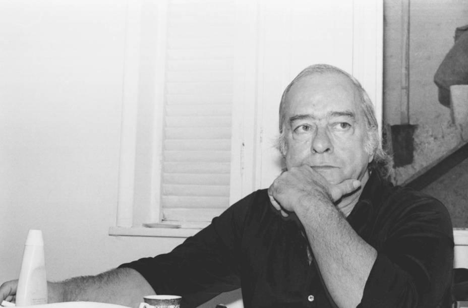 Vinícius de Moraes, poeta.