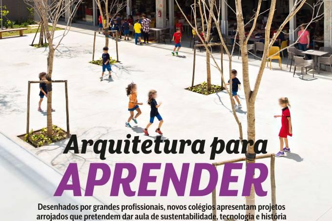 EDIÇÃO 2573 ARQUITETURA ESCOLAS