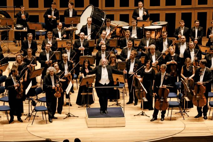 Orquestra Estatal Russa