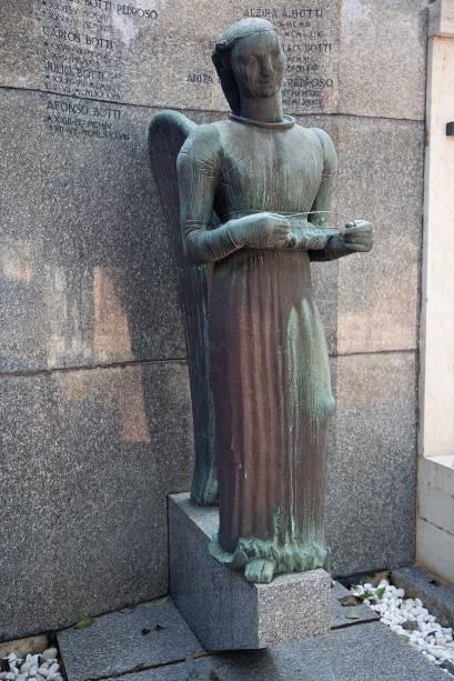 O Grande Anjo, de Brecheret