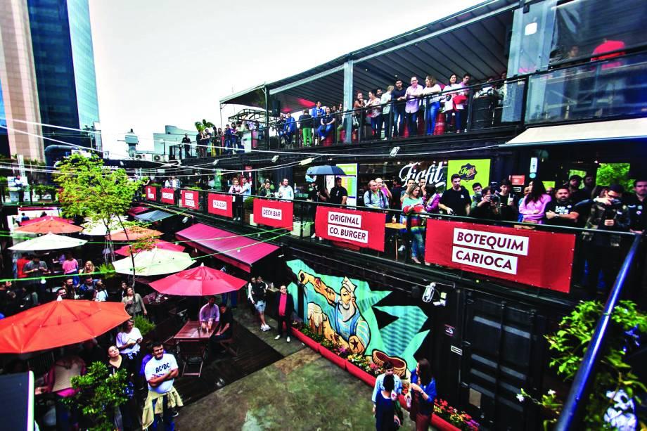 A grande final aconteceu no domingo (15), na Vila Butantan, em São Paulo