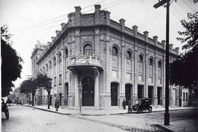 Edifício do Cine Oberdan