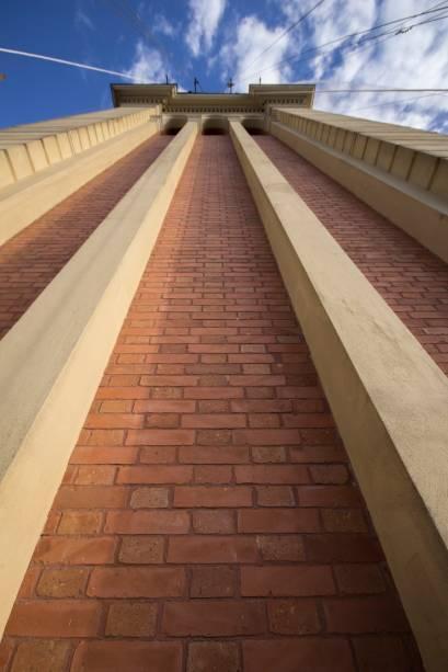 Fachadas restauradas