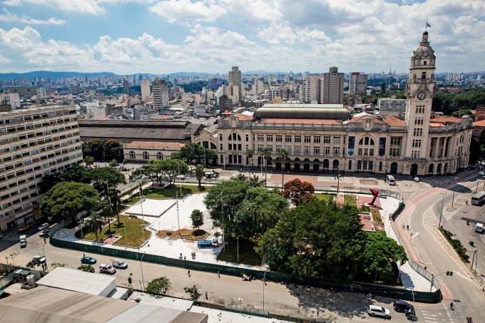 Praça Júlio Prestes