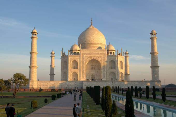 Taj Mahal Devajyoti Sarkar Flickr