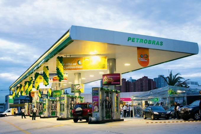 Posto de Gasolina – Petrobras
