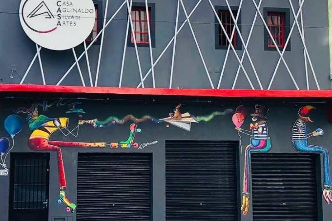 Casa Aguinaldo Silva de Artes