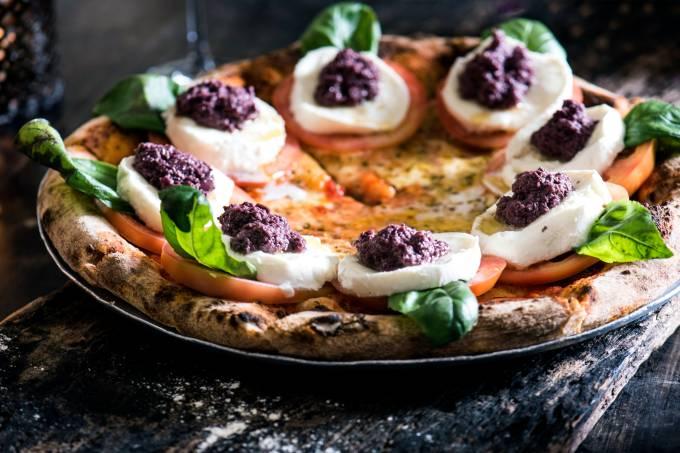 pizza caprese – Bráz – Campinas