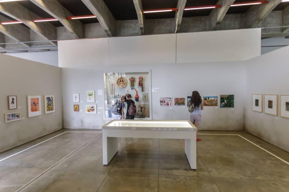 Galeria de arte do Sacy