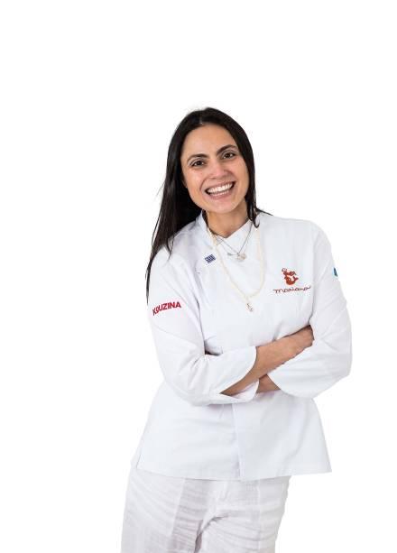 A chef Mariana Fonseca