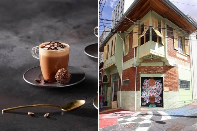 Casa 1 + Starbucks