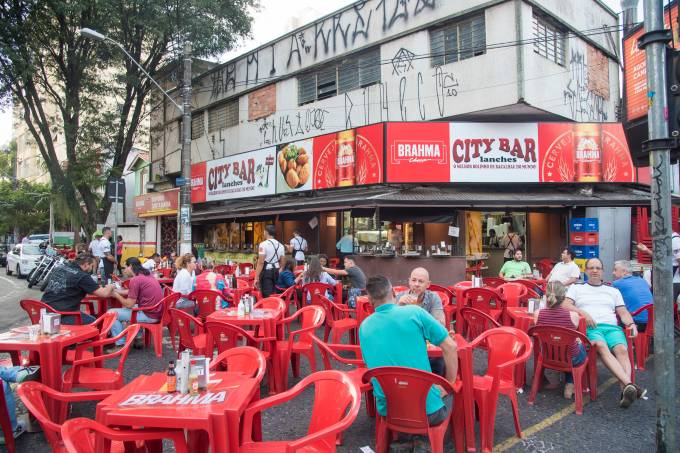 City Bar – Campinas