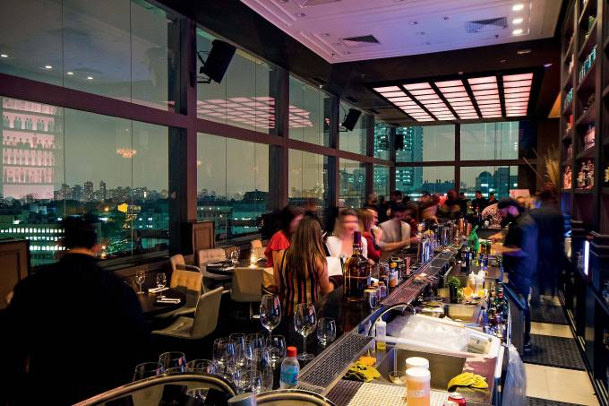 TETTO ROOFTOP LOUNGE