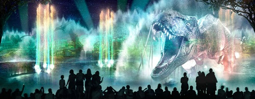 Universal Studios novo show