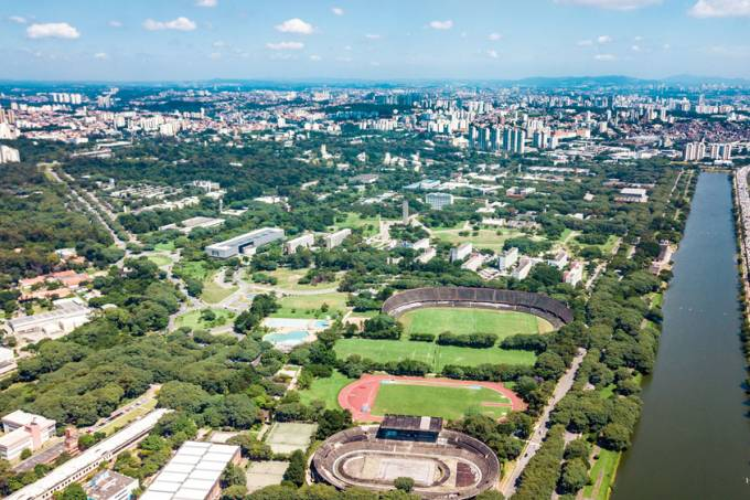 Campus da USP
