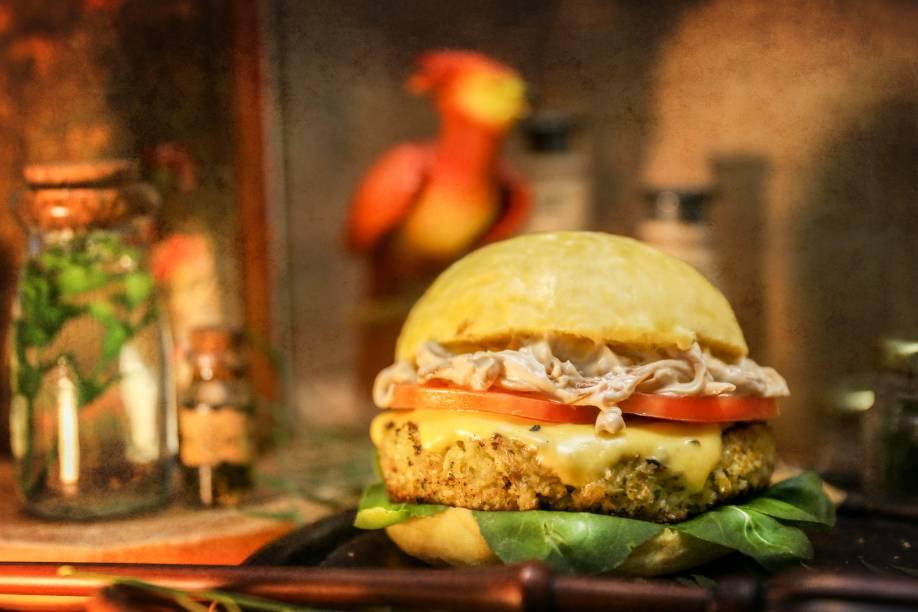 Curcubita, a opção vegetariana da casa