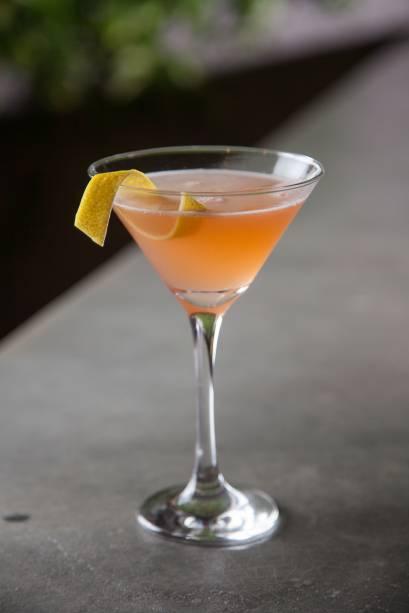 Fitzgerald: um clássico de gim e limão-siciliano
