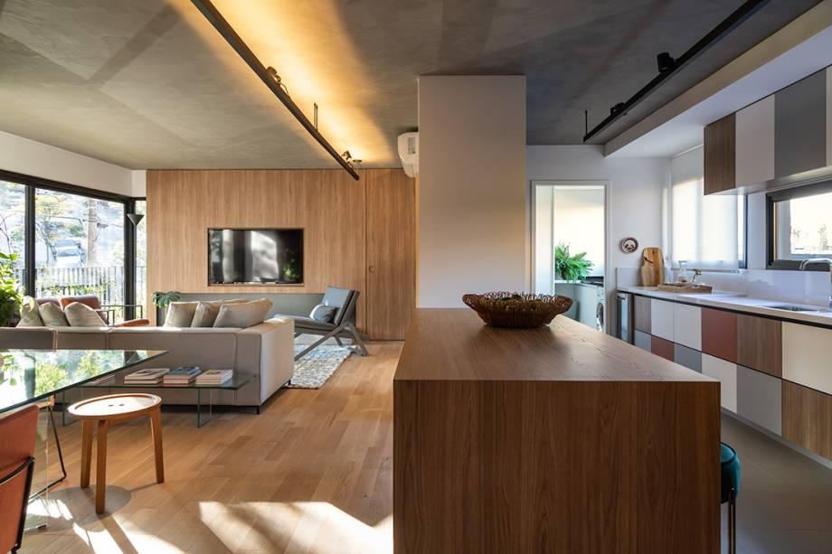 Ambientes decorados do Nido revelam aproveitamento do espaço