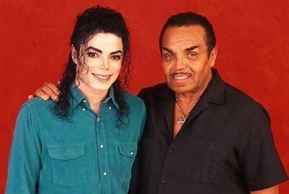 Michal Jackson e pai