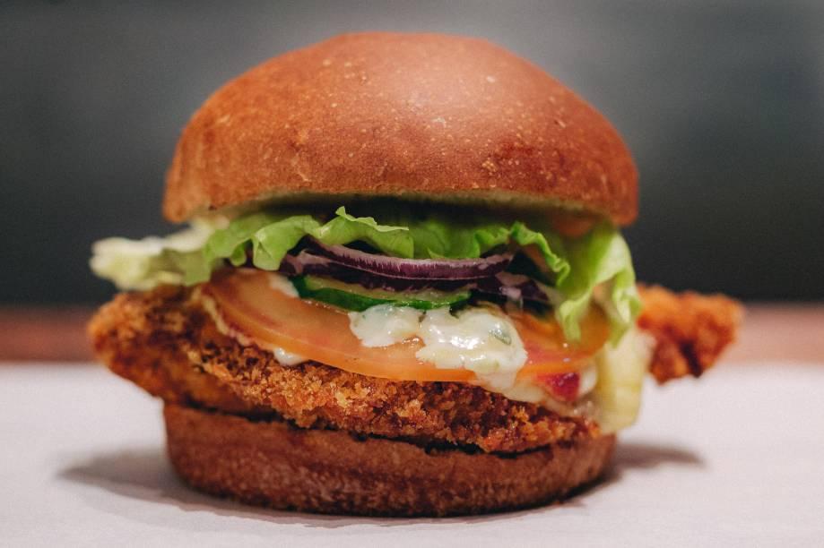 Los Pollos Hermanos: frango empanado em homenagem ao seriado Breaking Bad