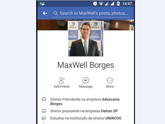Maxwell Detran