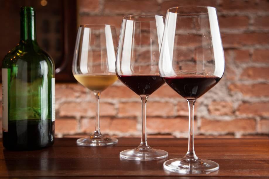 Seleção de vinhos mutante