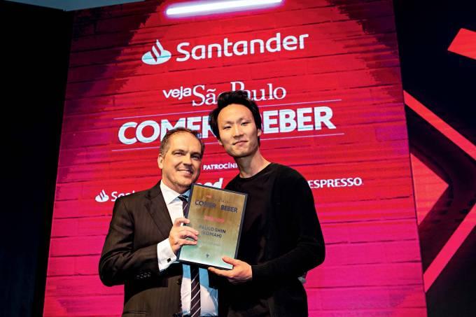 Premiação Veja SP Comer & Beber 2018/19
