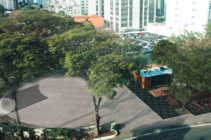 praça dos arcos avenida paulista