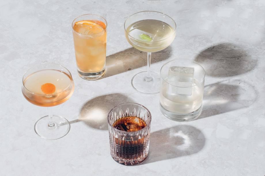 Drinques do Apothek: eleito o melhor bar de drinques da cidade, tem bebidas encorpadas e deliciosas