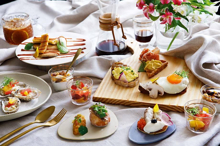 Uma refeição entre o café da manhã e o almoço: melhor brunch pelo guia COMER & BEBER 2018